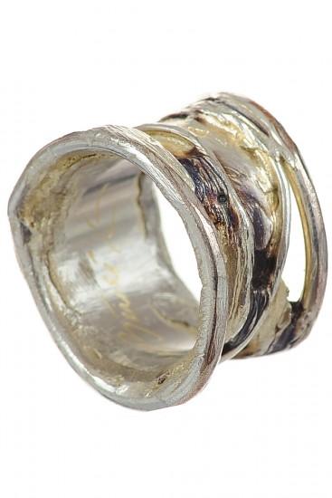 Verigheta alama argintata II