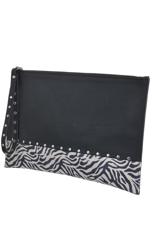 Plic piele neagra Zebra