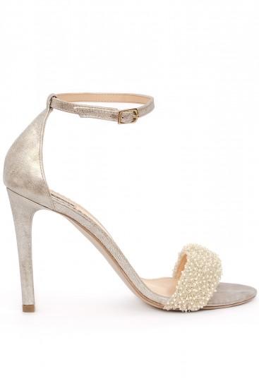 Sandale cu perle Elegant New Start