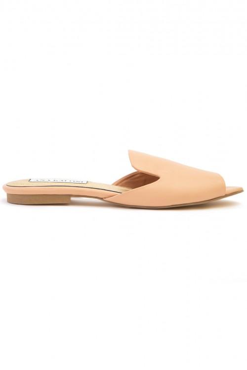 Papuci piele nude