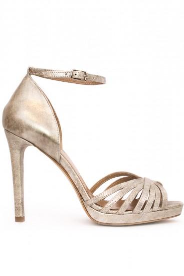 Sandale cu platforma si toc subtire New Nicole