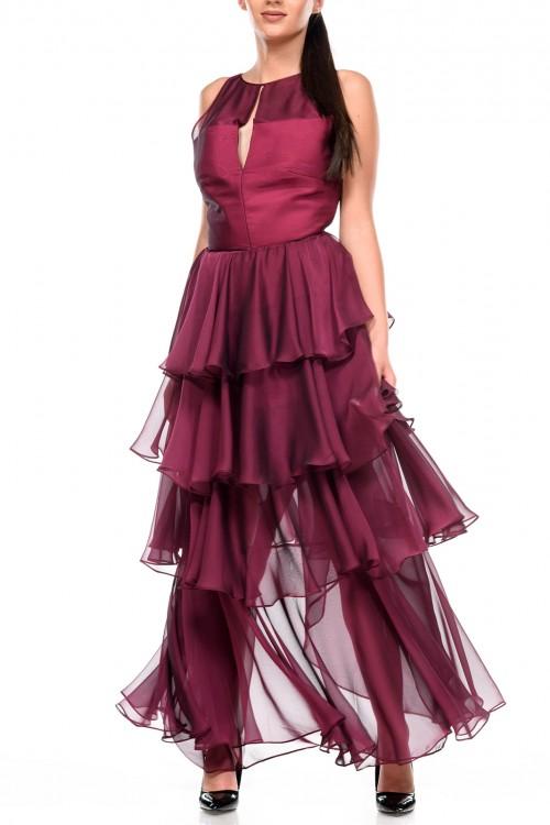 Rochie de seara cu volane Daria