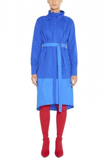 Rochie camasa albastra Atry