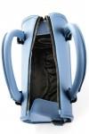 Geanta casual piele albastra Laihla