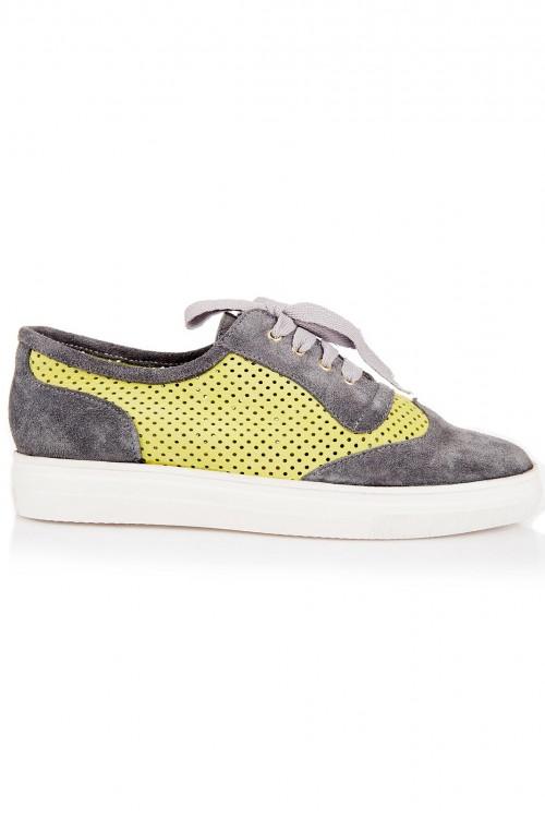 Pantofi sport piele naturala Colbi II