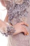 Rochie lunga din dantela Lilian