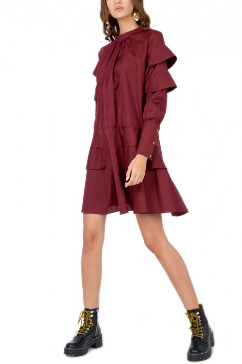 Rochie lejera din bumbac Dolly