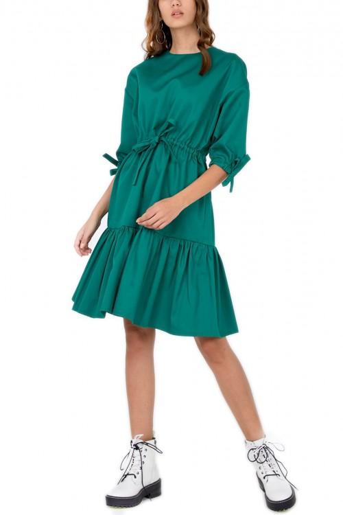 Rochie verde smarald Starla