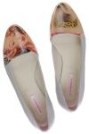 """Pantofi piele cu imprimeu """"Pin-up girls"""""""