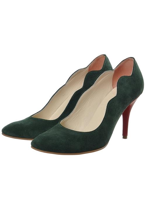 """Pantofi """"Smarald"""""""