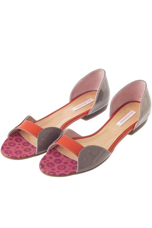 """Sandale din piele """"Joy"""""""