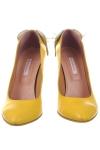 Pantofi stilletto cu aripi