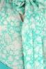 Bluza imprimeu floral cu funda supradimensionata