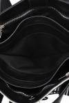 Geanta neagra 3 compartimente